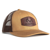 Realtree Limited Edition Gold Patch Hat