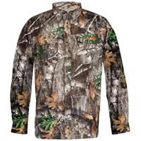 Men's Junction Long Sleeve Edge Camo Shirt
