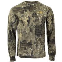 Men's Realtree Timber Long Sleeve Shirt