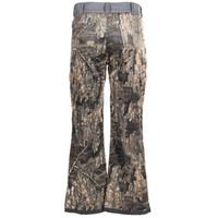 Timber Camo Big Branch Sherpa Shell Pants Back