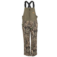 Men's Max-5 Camo Cedar Branch Insulated Waterproof Bibs