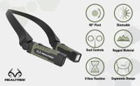 Realtree USB Rechargable LED Neck Light Hand Free Lighting item