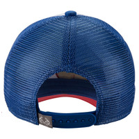 Realtree Fishing Patch AmeriBass Mesh Back Hat Back