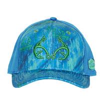 Sonar Blue Fishing Cap