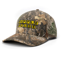 Waffle House Edge Camo Adjustable Snap Back Cap