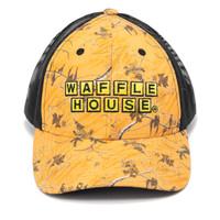 Waffle House Xtra Orange Camo Hat