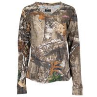 Women's Edge Long Sleeve Bear Cave Shirt
