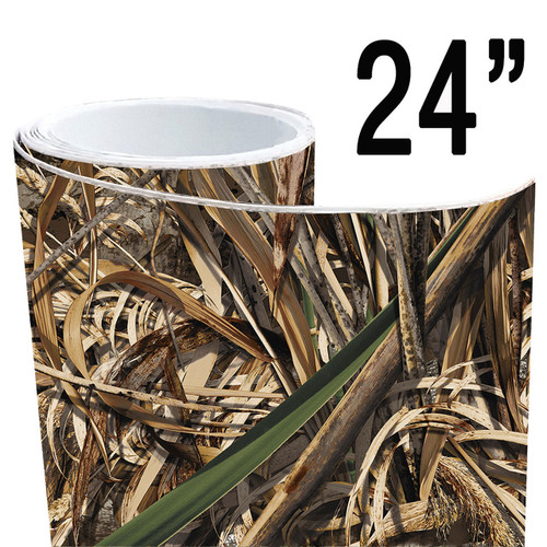 "Realtree Camo 24"" height 3M Cast Vinyl / Matte Lamination ( By Foot )"