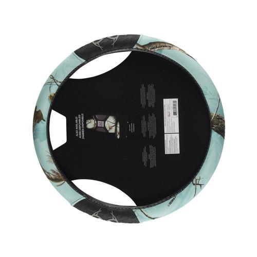 Realtree Mint 2-Grip Steering Wheel Cover Side