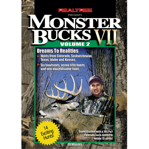 Digital Download Monster Bucks VII, Volume 2