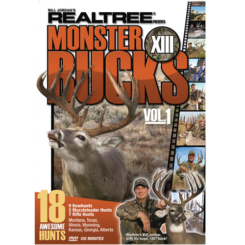 Digital Download Monster Bucks XIII, Volume 1 (2005 Release)