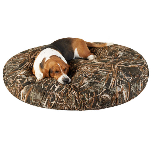 "Realtree Round Dog Beds 40"" in Max-5"