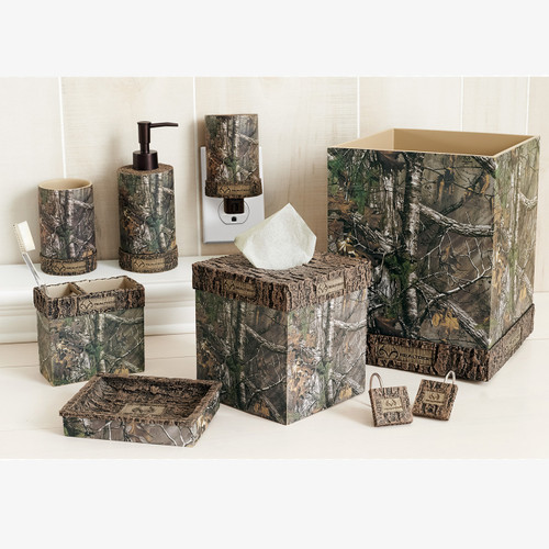 Realtree Xtra Camo Bath Set Accessories Image