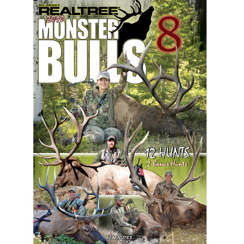 Monster Bulls 8 (2010) Cover Image