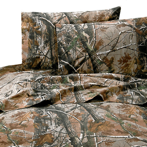 Realtree AP Camo Sheet Sets in Twin