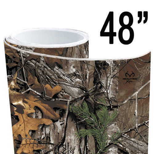 "Realtree Xtra 3M 48"" height Cast Vinyl / Matte Lamination ( By Foot )"