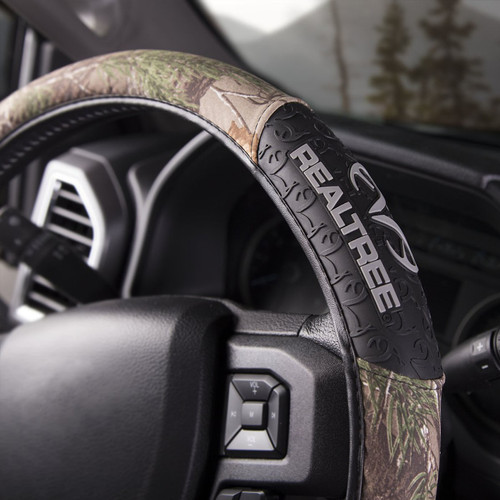 Realtree Xtra Steering Wheel Cover Image