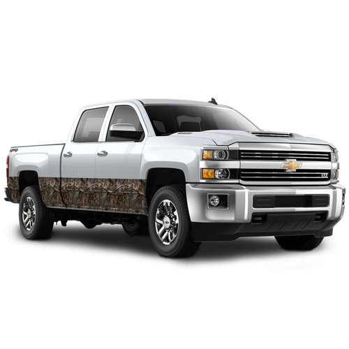 "Camo Accent Vehicle Wrap (16"" X 28') Edge"
