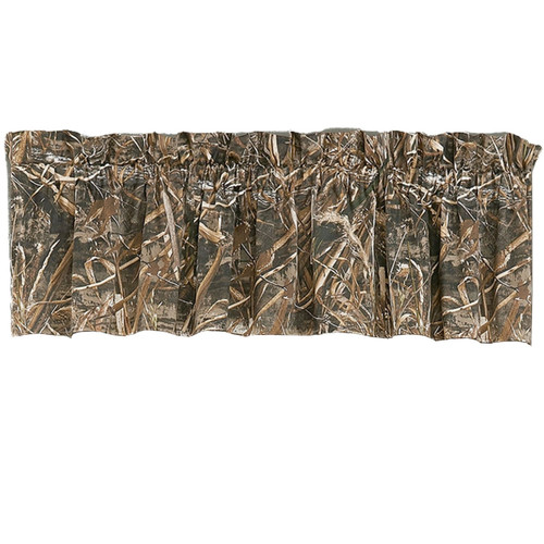 Realtree Camo Window Valance in Max-5