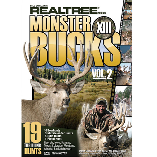 Digital Download Monster Bucks XIII, Volume 2 (2005 Release)