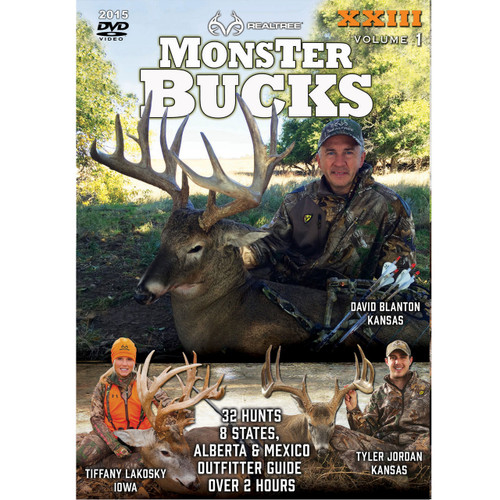 Monster Bucks XXIII, Volume 1 Digital Download