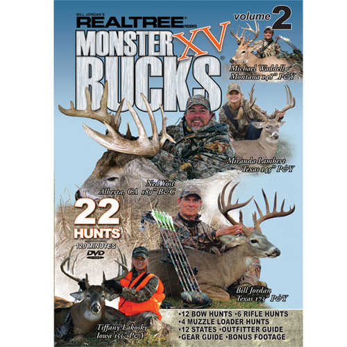 Digital Download Monster Bucks XV, Volume 2