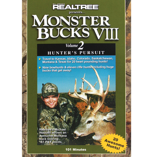 Digital Download Monster Bucks VIII, Volume 2