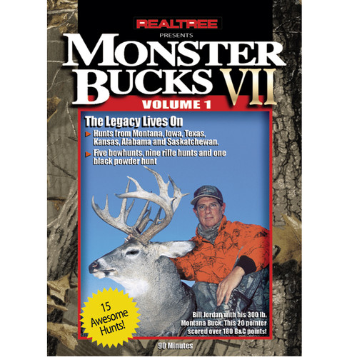 Digital Download Monster Bucks VII, Volume 1 (1999 Release)