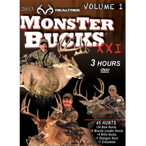 Digital Download Monster Bucks XXI, Volume 1