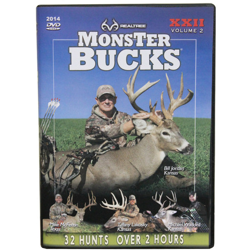 Digital Download Monster Bucks XXII, Volume 2