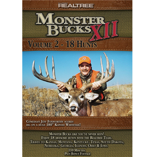 Digital Download Monster Bucks XII, Volume 2 (2004 Release)