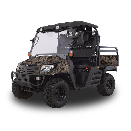 Realtree Camo UTV Kit Timber