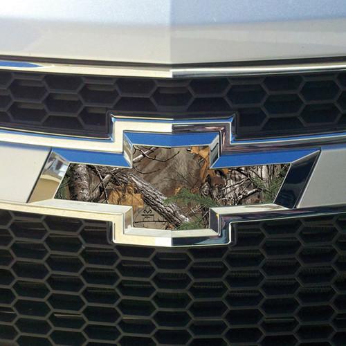 Realtree Auto Emblem Skin Decal Xtra