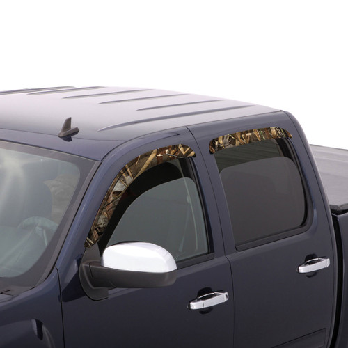 Realtree Vent Visor Kit in Max-5