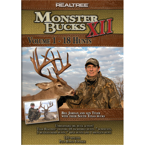 Digital Download Monster Bucks XII, Volume 1 (2004 Release)