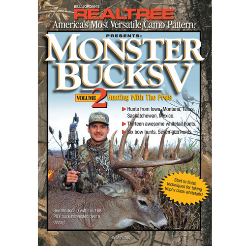 Digital Download Monster Bucks V, Volume 2