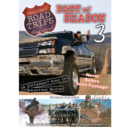 Digital Download Realtree Road Trips: Best of Season 3 (2006 Release)