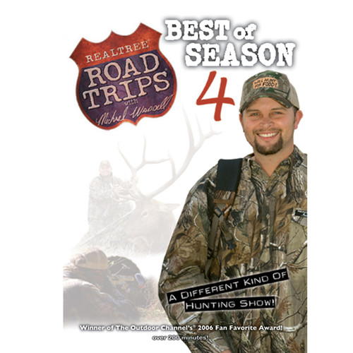 Digital Download Realtree Road Trips: Best of Season 4 (2007 Release)