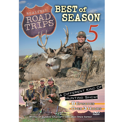 Digital Download Realtree Road Trips: Best of Season 5 (2008 Release)