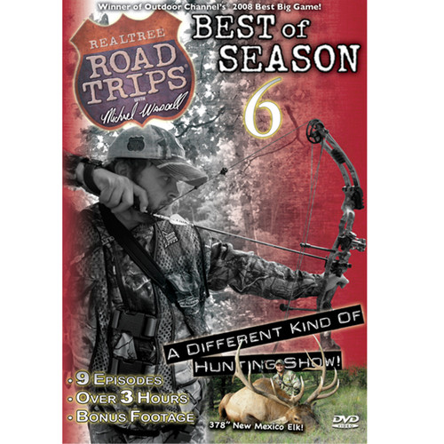 Digital Download Realtree Road Trips Best of Season 6 (2009 Release)