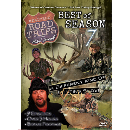 Digital Download Realtree Road Trips: Best of Season 7 (2010 Release)