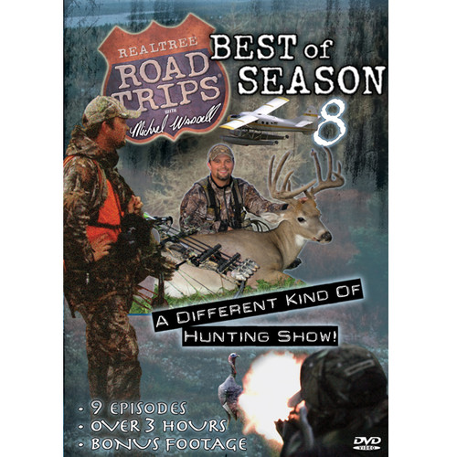 Digital Download Realtree Road Trips Best of Season 8 (2011 Release)