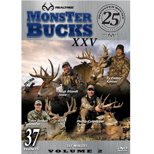 Digital Download Monster Bucks XXV Volume 2 (2017 Release)