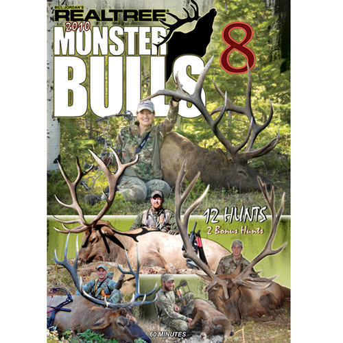 Digital Download Monster Bulls 8 (2010 Release)