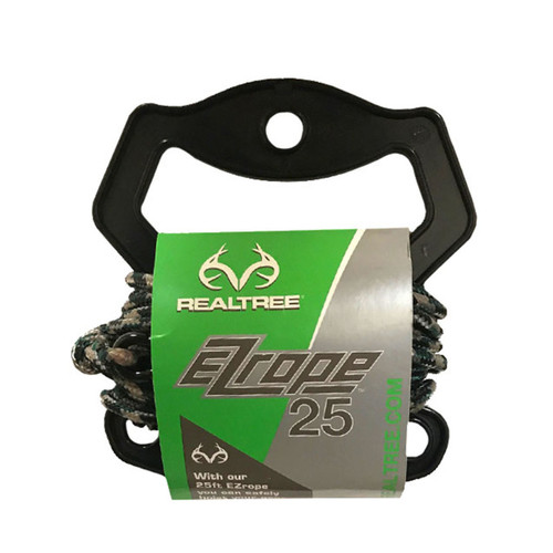 Realtree 25 Foot EZ Rope