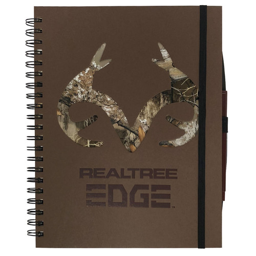Realtree Edge Spiral Journal Book