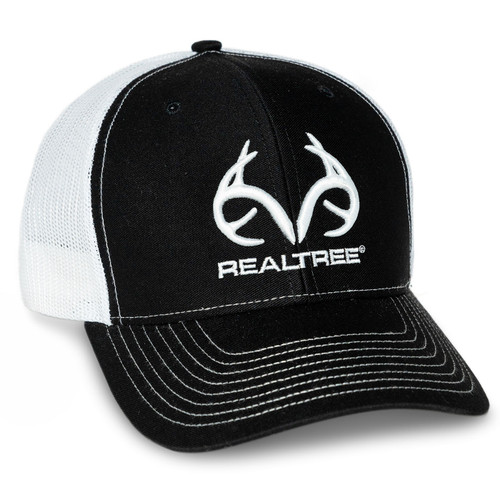 Realtree Antler Richardson Hat in Black