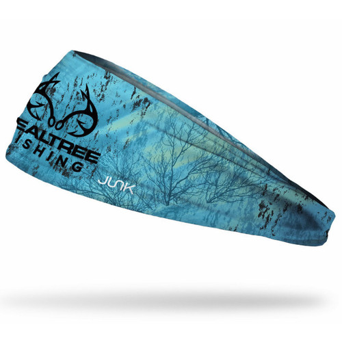 Realtree Fishing Ocean Performance Headband