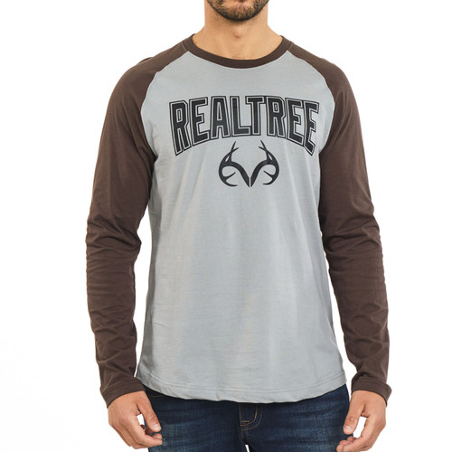Men's Long sleeve Raglan Shirt