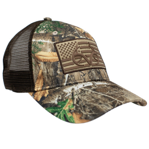 Realtree Edge Americana Hat